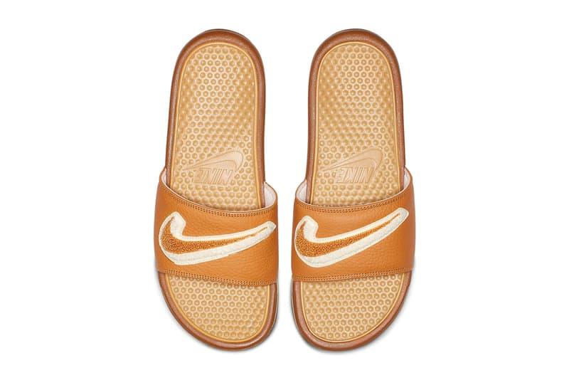 Photo Claquettes Nike