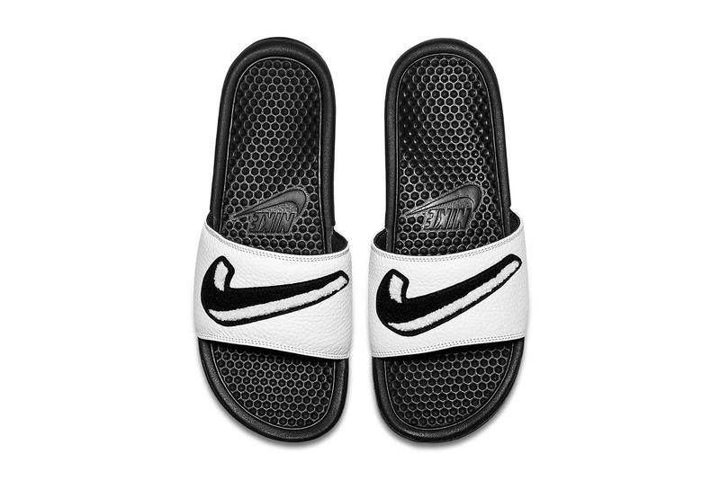 best sneakers 51489 cfad8 Photo Claquettes Nike