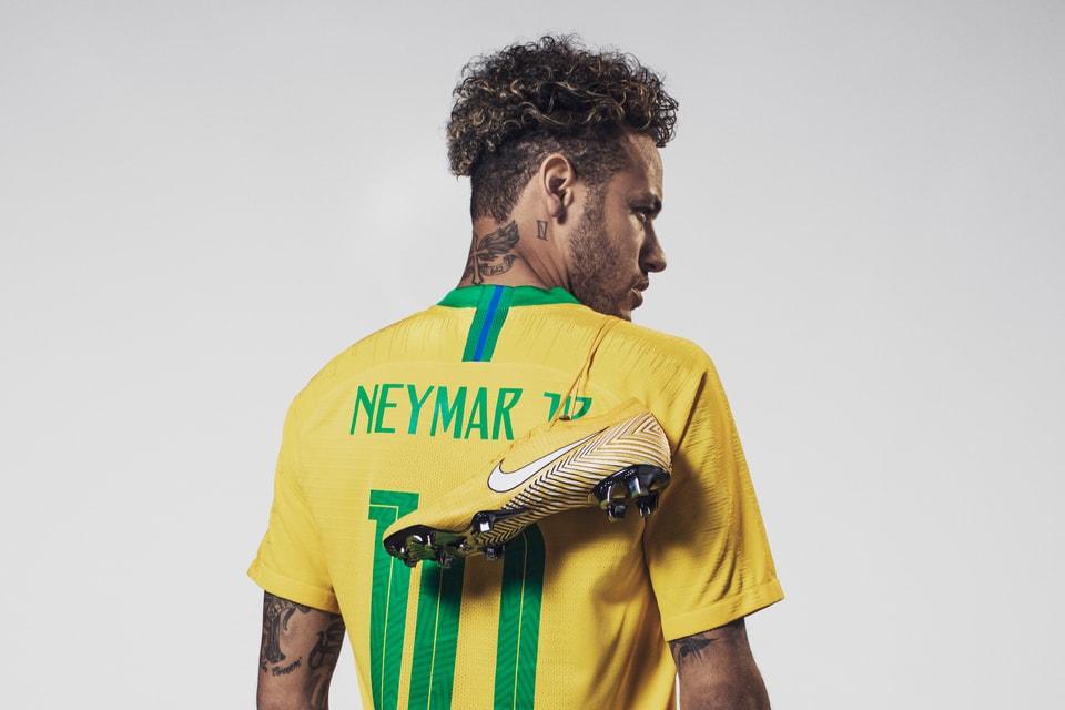 fast delivery cost charm unique design Neymar Jr. Présente Ses Nouvelles Nike Mercurial Vapor 360 ...
