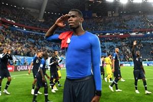 Les Plus Belles Photos Des Bleus Après Leur Victoire