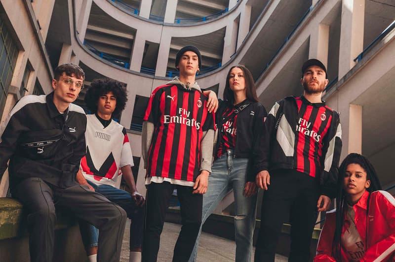 Photo Du Maillot Domicile 2018/2019 Du Milan AC