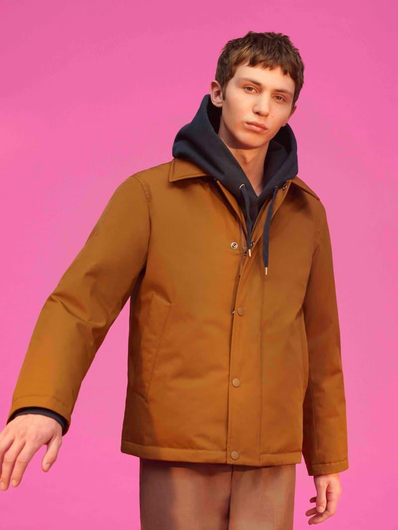 Uniqlo, collection automne hiver