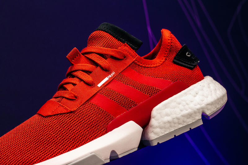 adidas Footlocker Europe P.O.D. System Kyu Steed Nelson Chris Macari Interview
