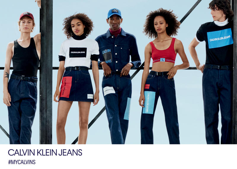 Calvin Klein, Jean, Denim