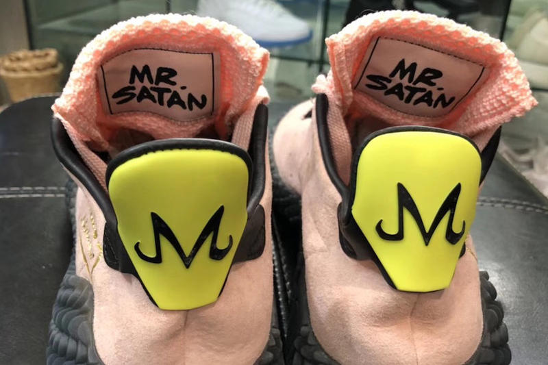 "Photos Dragon Ball Z x adidas Kamanda ""Majin Buu"""