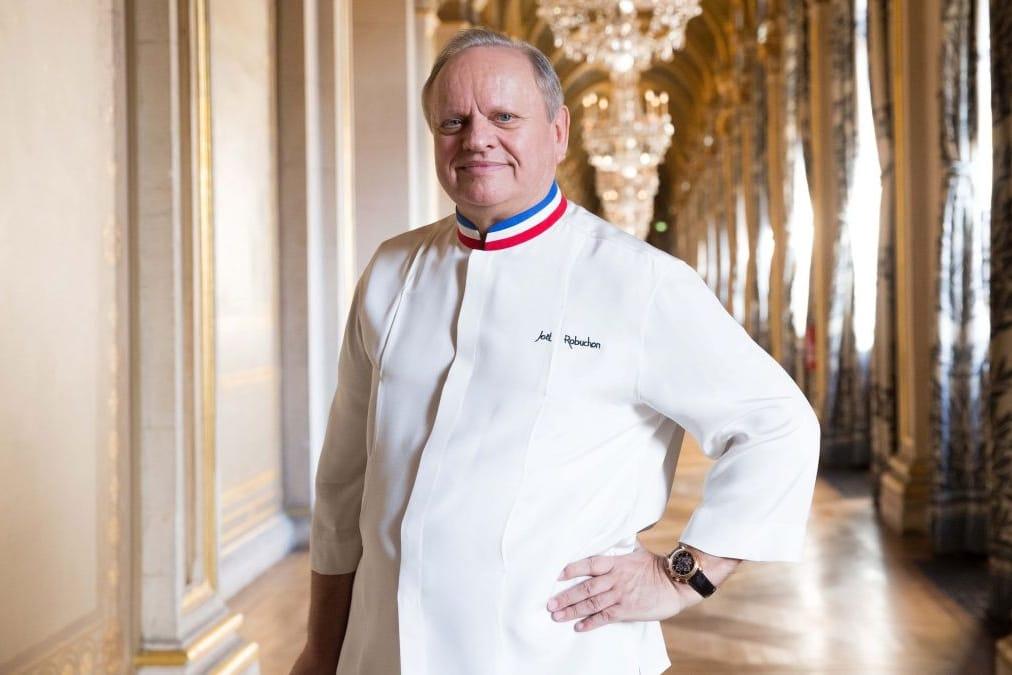 Le Chef Aux 32 Étoiles Joël Robuchon Est Décédé