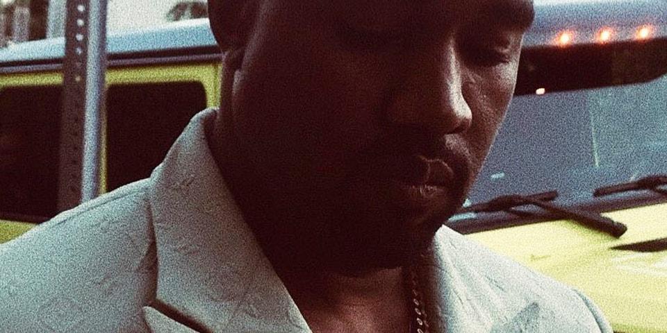 Kanye West Est Habillé En Louis Vuitton Par Virgil Abloh   HYPEBEAST ba211ea0bb6