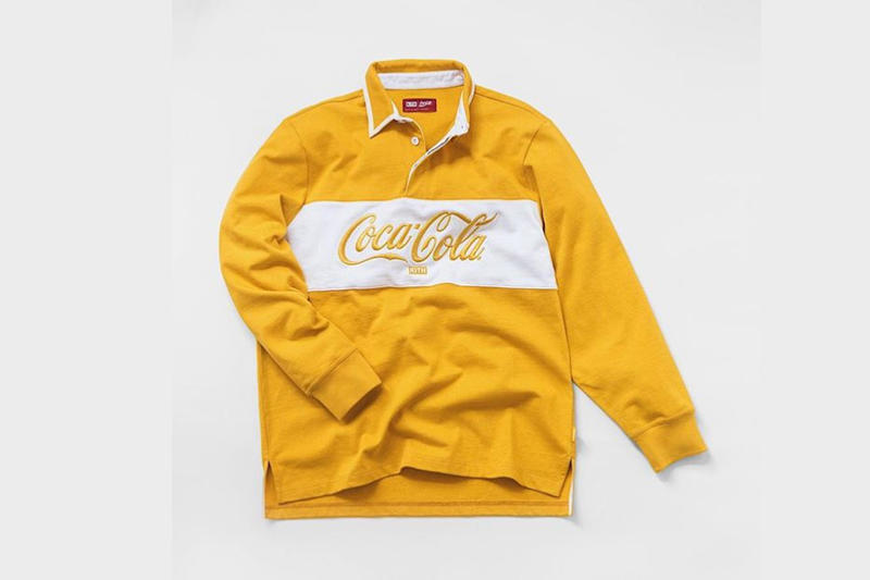 KITH Coca-Cola Collaboration Ronnie Fieg teaser