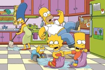 Picture of Les Simpsons De Retour Au Cinéma ?