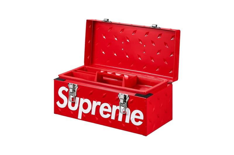 Accessoires Supreme 2018