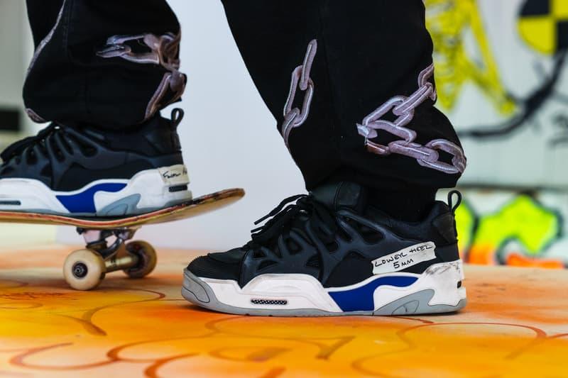 Asap Rocky Under Armour AWGE Pop-up sneaker