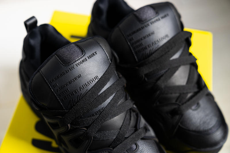 Photo A$AP Rocky x Under Armour SRLo