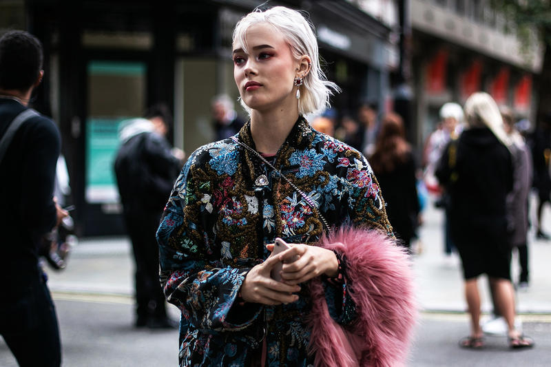 Photos Streetstyles De La Fashion Week De Londres