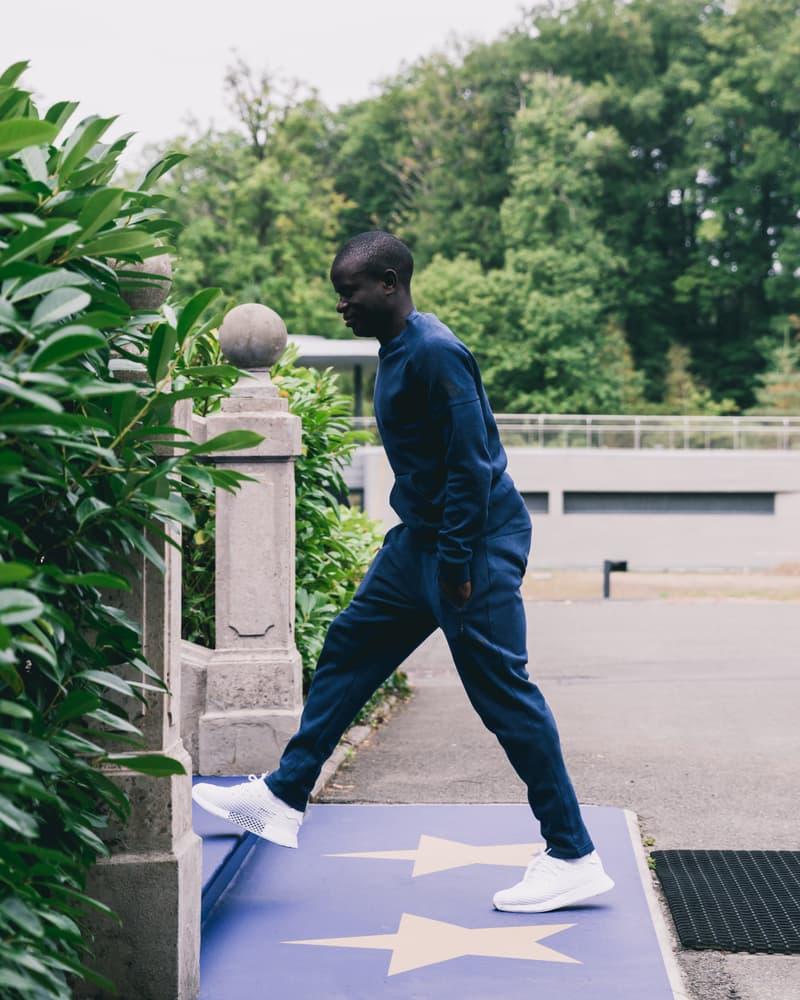 Photos Des Bleus À Clairefontaine