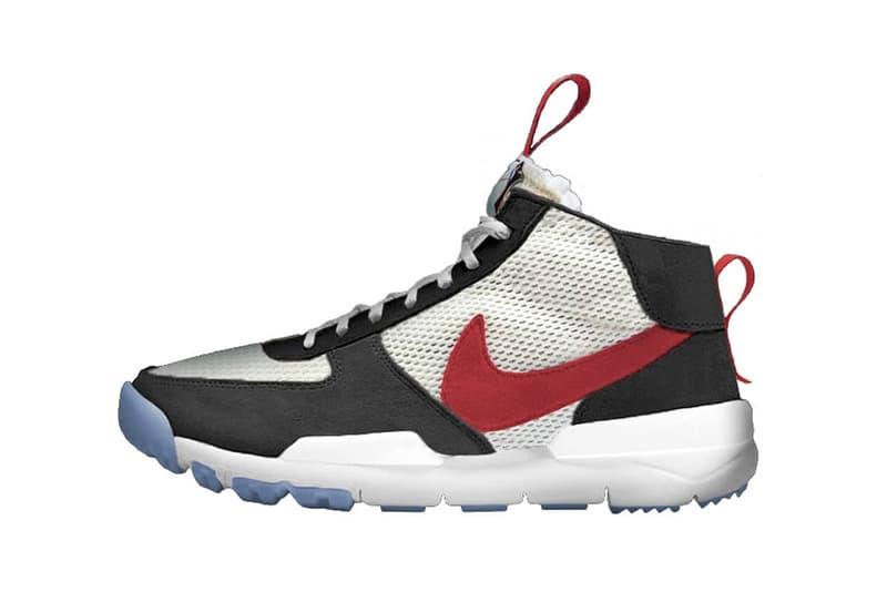 Nike Mars Yard Tom Sachs Date de Sortie