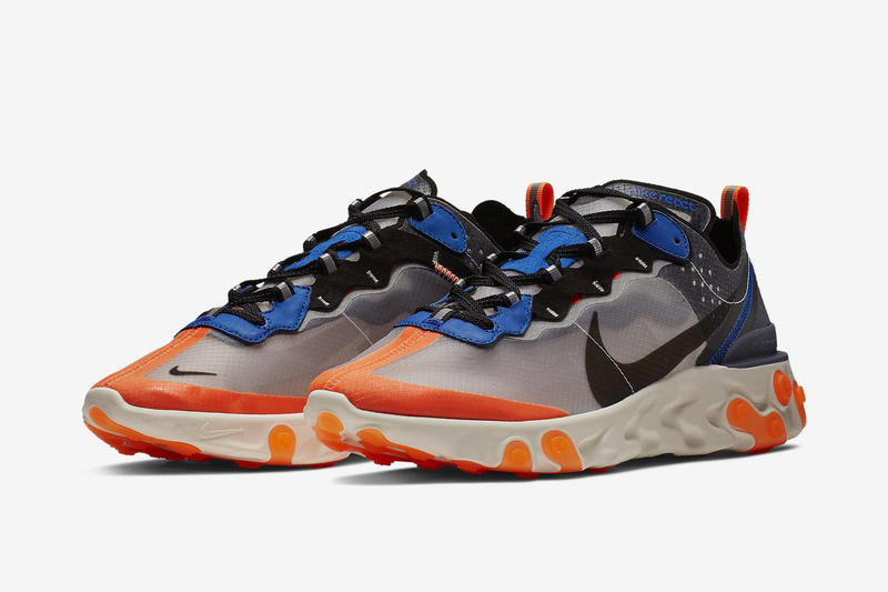 cheaper acfd5 8e3ed Nike React Element 87 Coloris