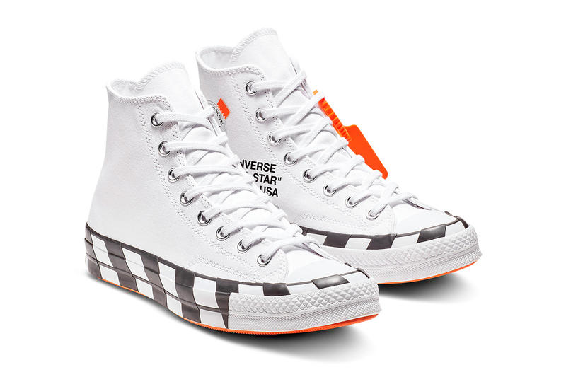 Photo Off-White™ x Converse