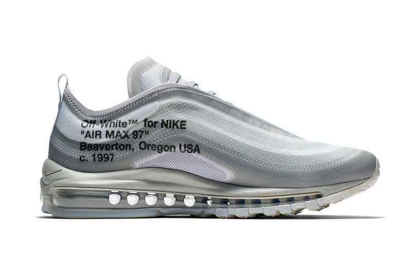 Off-White ™ x Nike Air Max 97 Menta images officielles