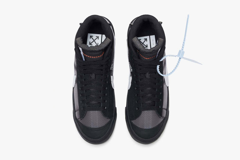 Off-White™ Nike Blazer Spooky Pack Grim Reaper All Hallow's Eve