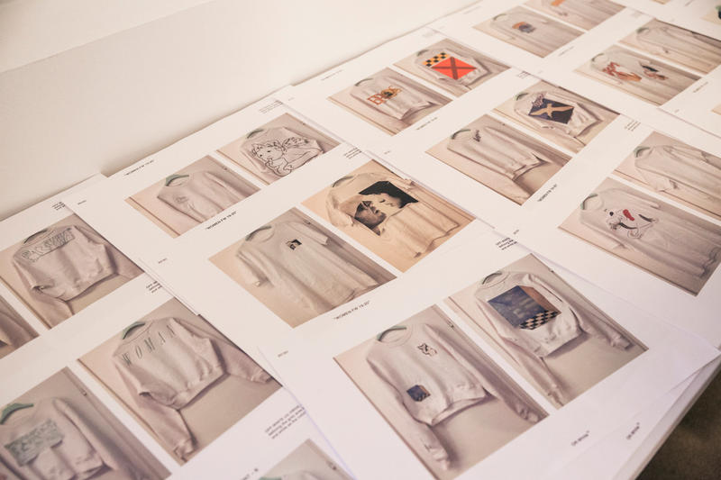 Défilé Nike-Centric Off-White ™ Printemps/Été2019