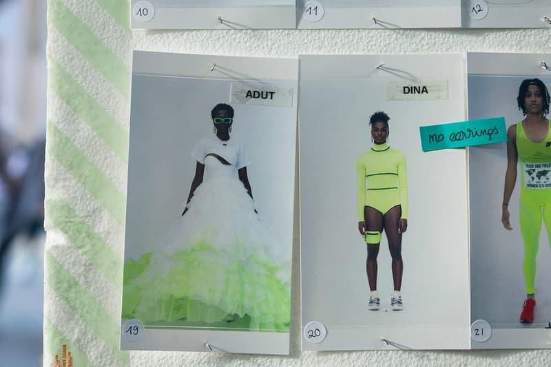 Coulisses Défilé Off-White™ Printemps/Été 2019