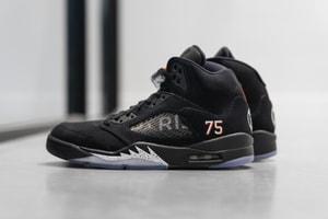 Voici Comment Shopper La PSG x Air Jordan 5
