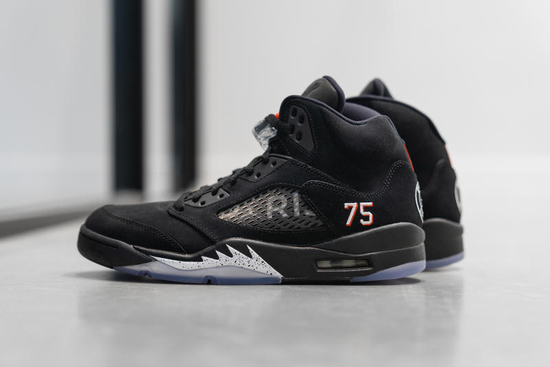 Photo Collaboration PSG x Jordan