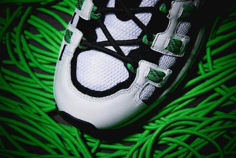 Sneaker CELL PUMA Blanc Vert