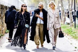 Allez Jeter Un Œil Aux Street Style De La Fashion Week De Paris