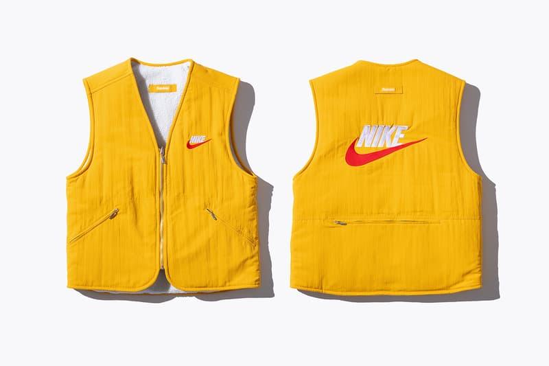 Supreme, Nike, Collection, nouveau