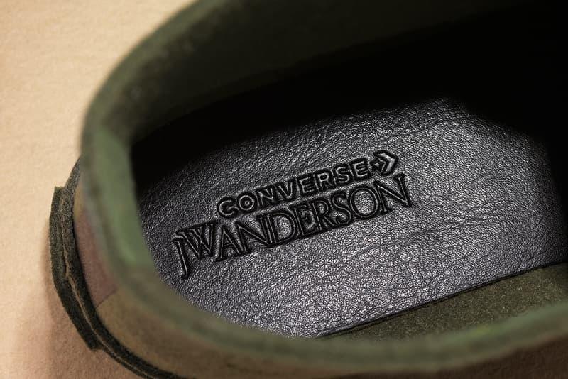 Photo J.W. Anderson x Converse