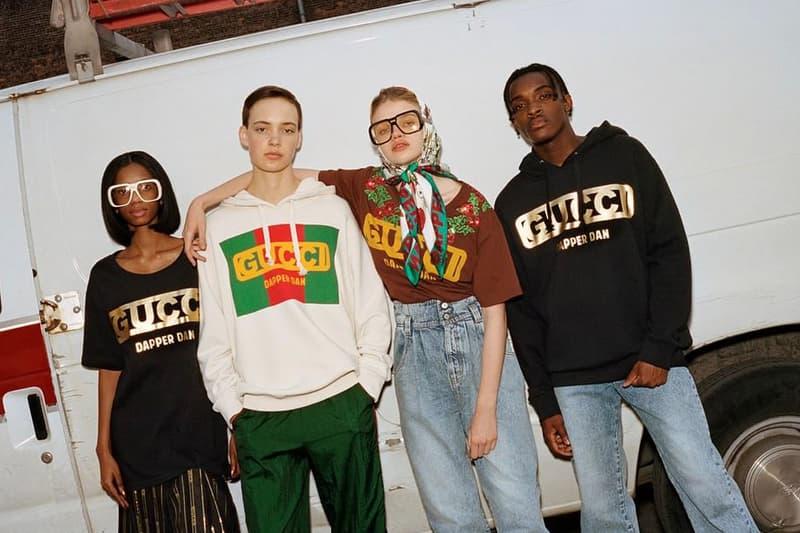 Photo De La Collection Gucci Dapper Dan