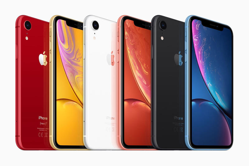 iPhone XR Apple Signification Lettres XR