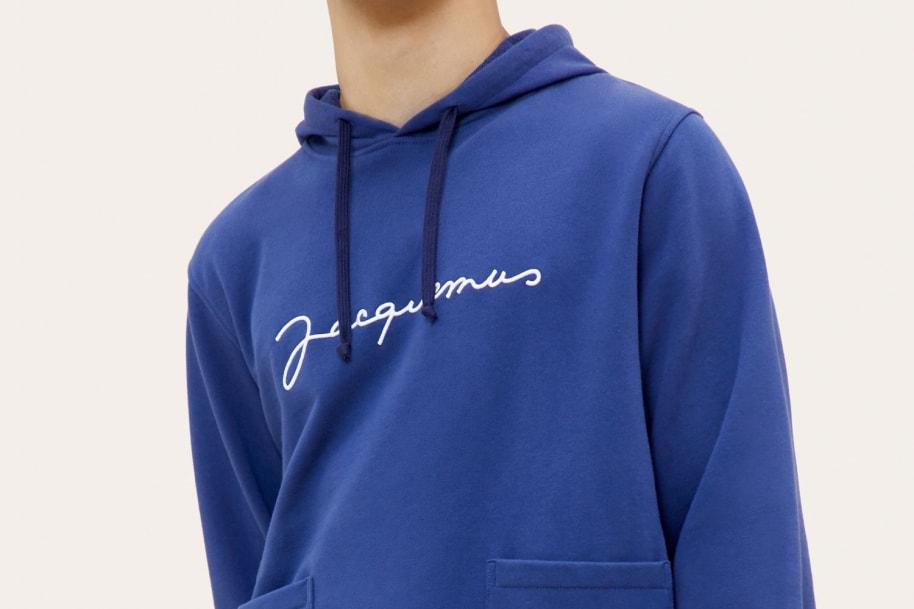 hoodie jacquemus homme