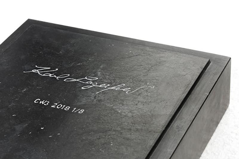 Photo Des Sculptures De Karl Lagerfeld