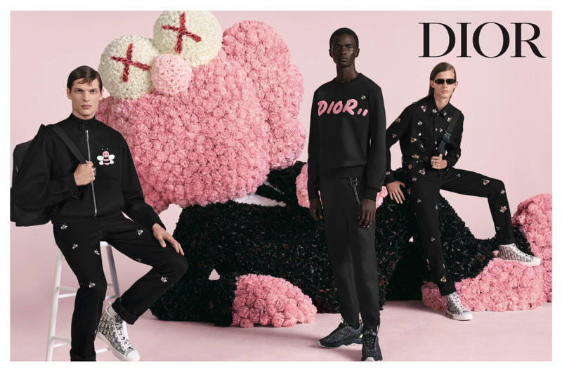 Photo De Dior x KAWS