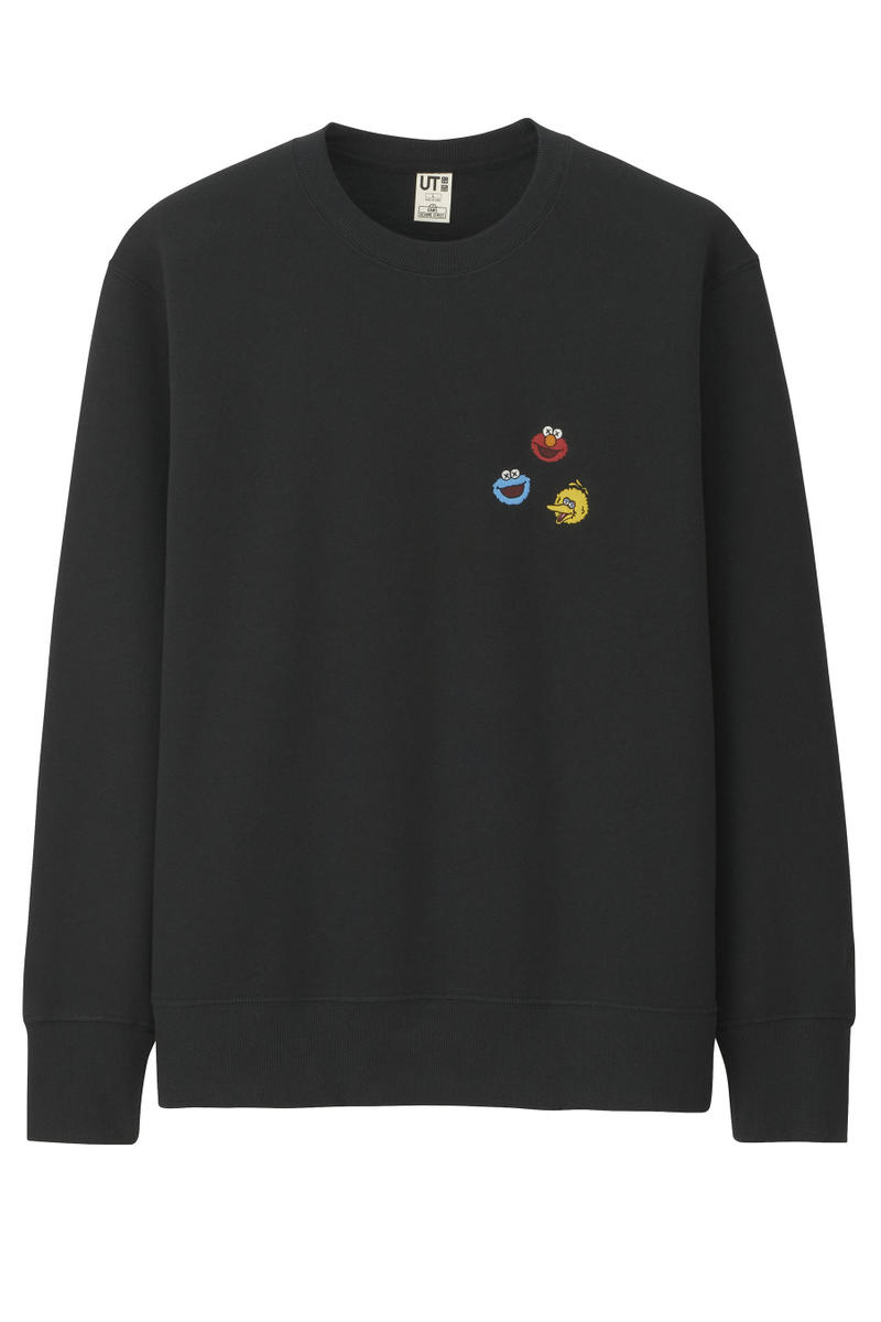 KAWS Uniqlo Sesame Street Collection Images Date de sortie