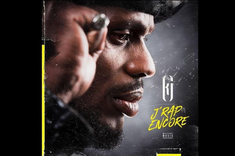 "Photo Kery James ""J'Rap Encore"""