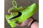 Deux Nouvelles Off-White™ x Nike Air Force 1 Ont Fuité