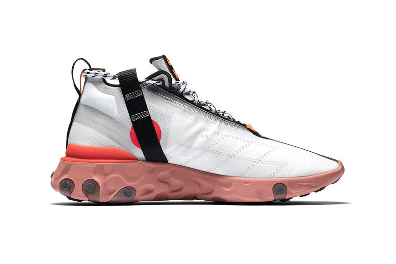Photo De La Nike React Runner Mid WR ISPA