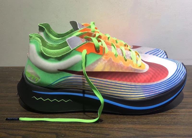 Photo De La Nike Zoom Fly SP Doernbecher