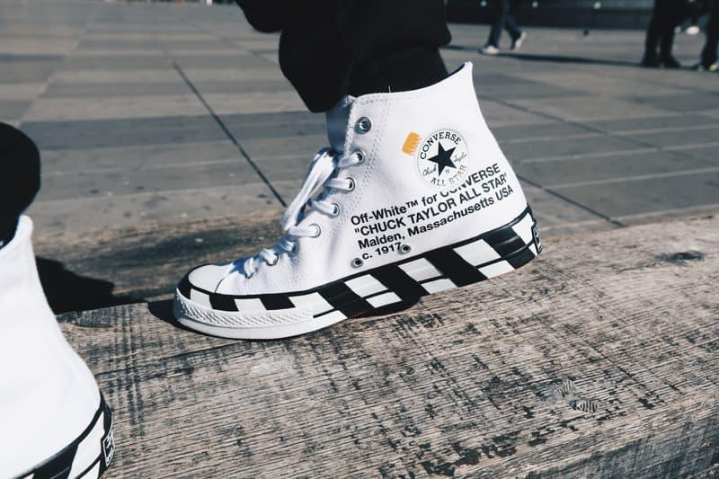 Photo De La Off-White™ x Converse Chuck Taylor