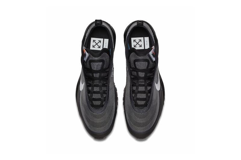 Photo Off-White™ x Nike Air Max 97