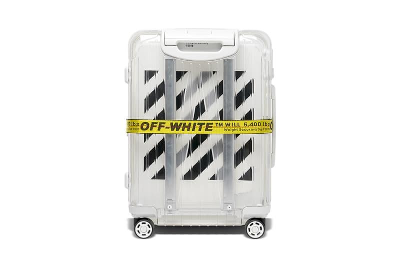 Photo Off-White™ x RIMOWA
