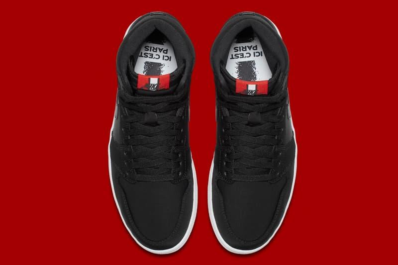 Photo De La PSG x Air Jordan 1
