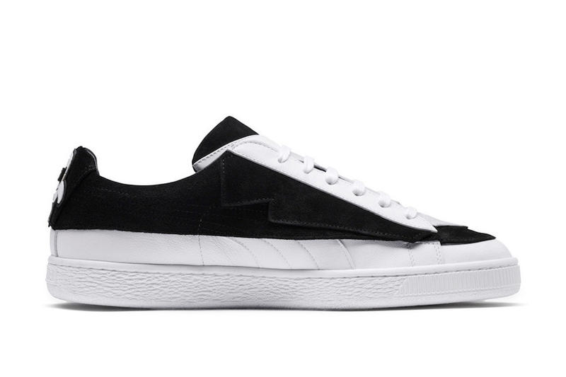 PUMA Karl Lagerfeld Suede Images