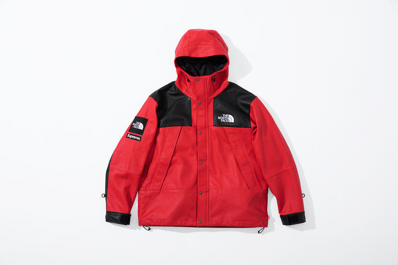 9fbf63ba22 Supreme S'Allie De Nouveau À The North Face Pour Une Capsule ...