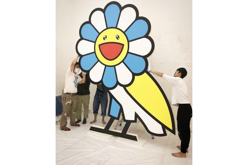 Takashi Murakami Dévoile Plusieurs Œuvres En Collaboration Avec Drake Et OVO