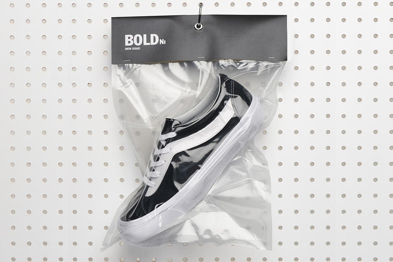Photo Bold Ni Vans