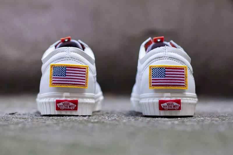 "Photo De La NASA x Vans Old Skool ""Space Voyager"""